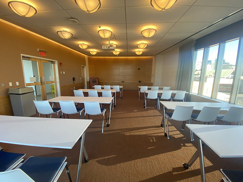 Executive Education Dining Room